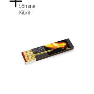 Şömine Kibriti Yeni Yıl Kampanyası