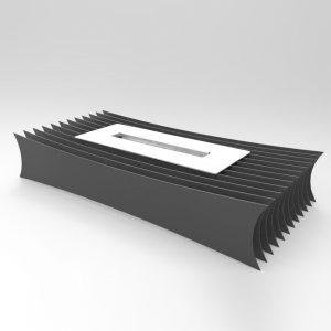 65'lik Şömine İçi Insert Modeli