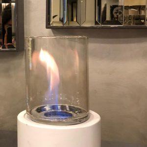 Pop Art Masaüstü Bioethanol Şömine